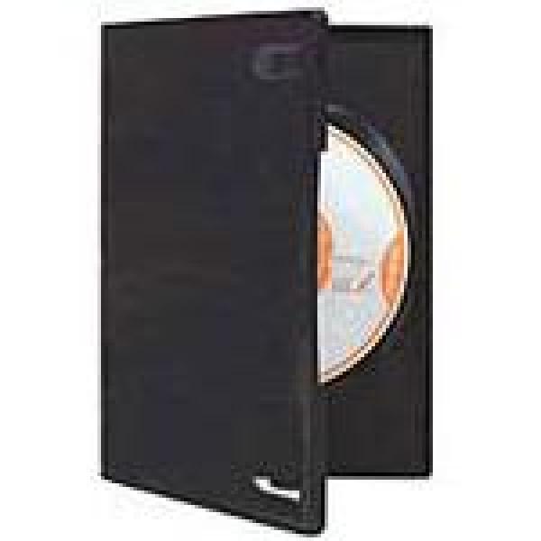 Slim DVD Jewel Case - Holds 1 - Black - image 1 of 1