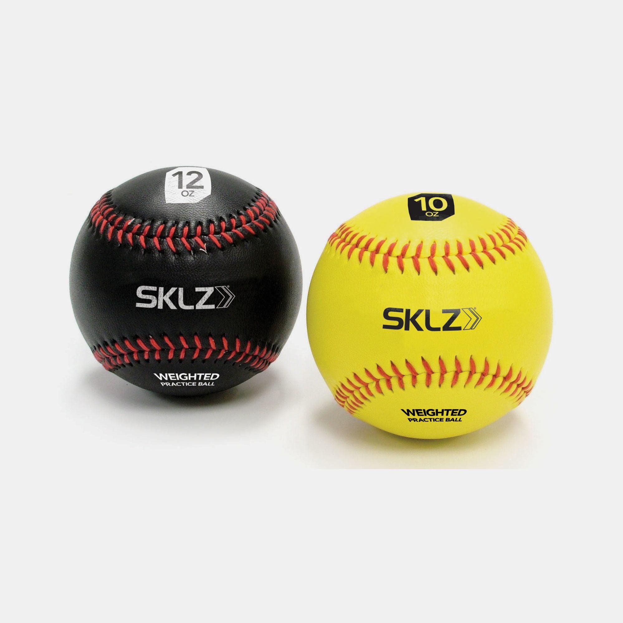 SKLZ Weighted Training Baseballs, 2 pk