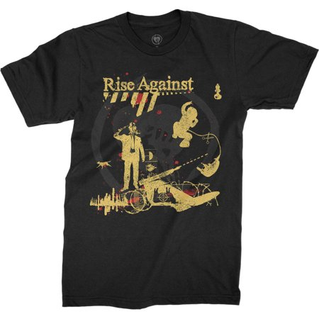 - Rise Against Men's Appeal To Reason Slim-Fit T-Shirt