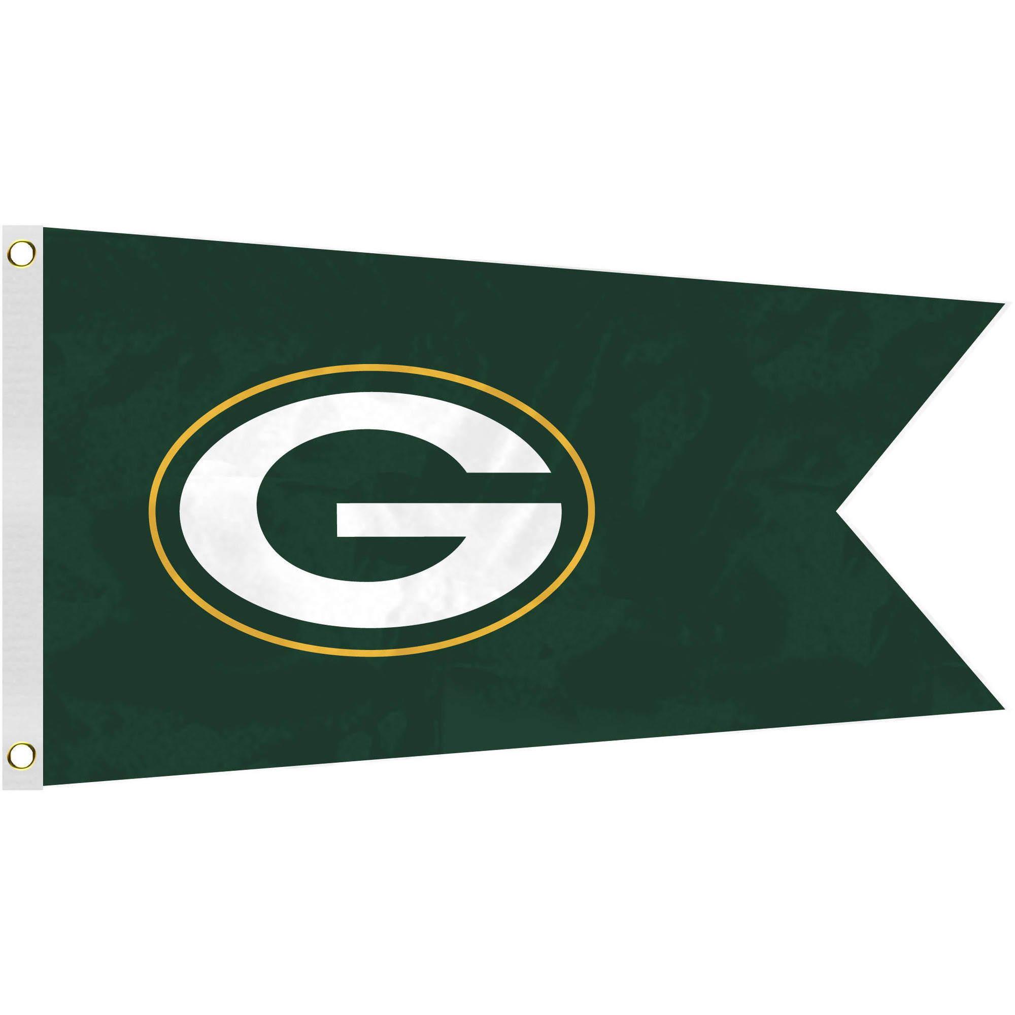 NFL Green Bay Packers Boat Flag