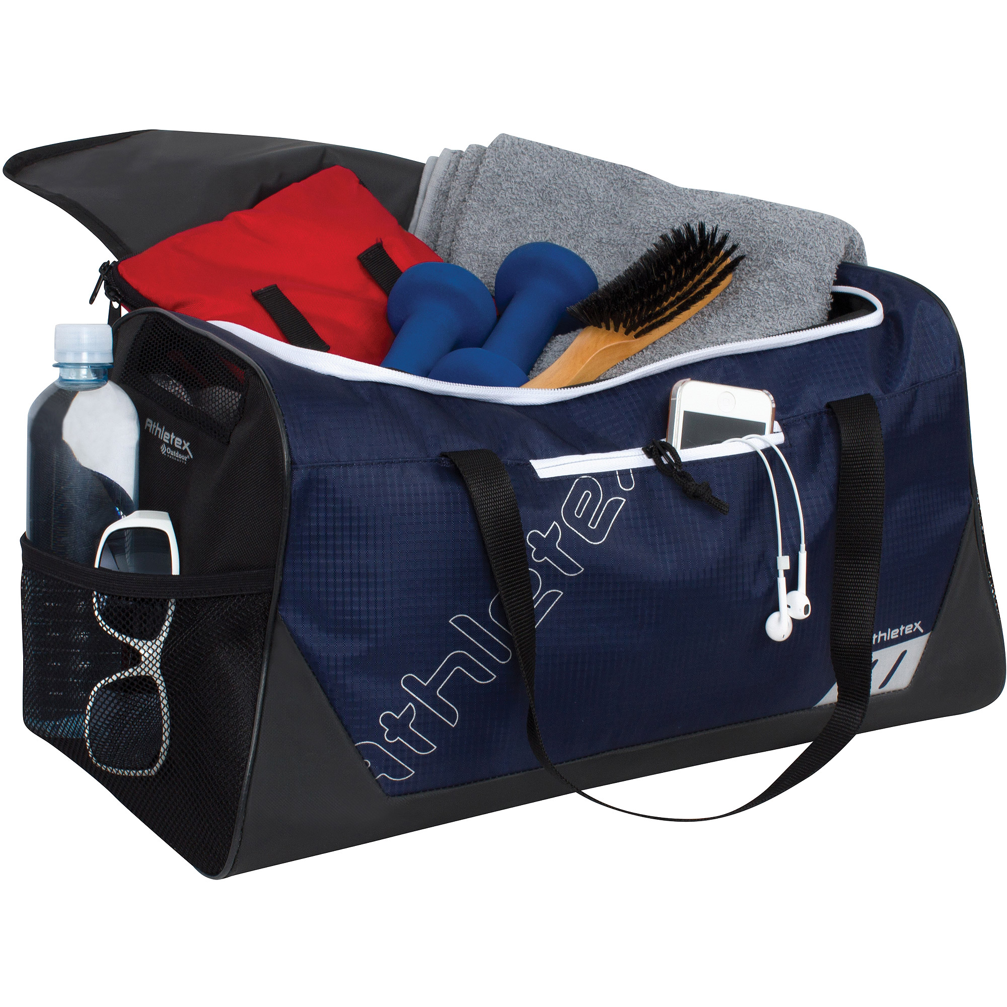 Athletex Balance Duffle, Blue by