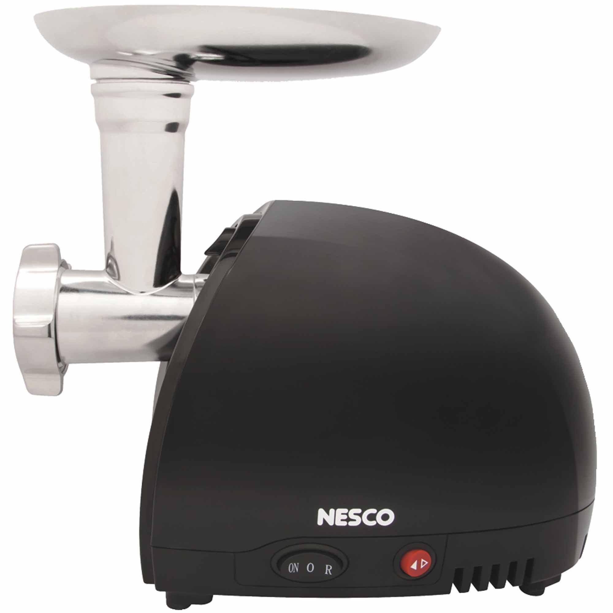 Nesco FG-100 500-Watt Food Grinder, Gray