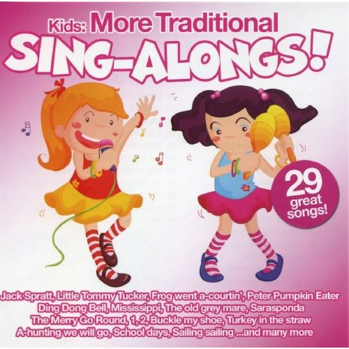 Kids: More Traditional Sing-Alongs / Various