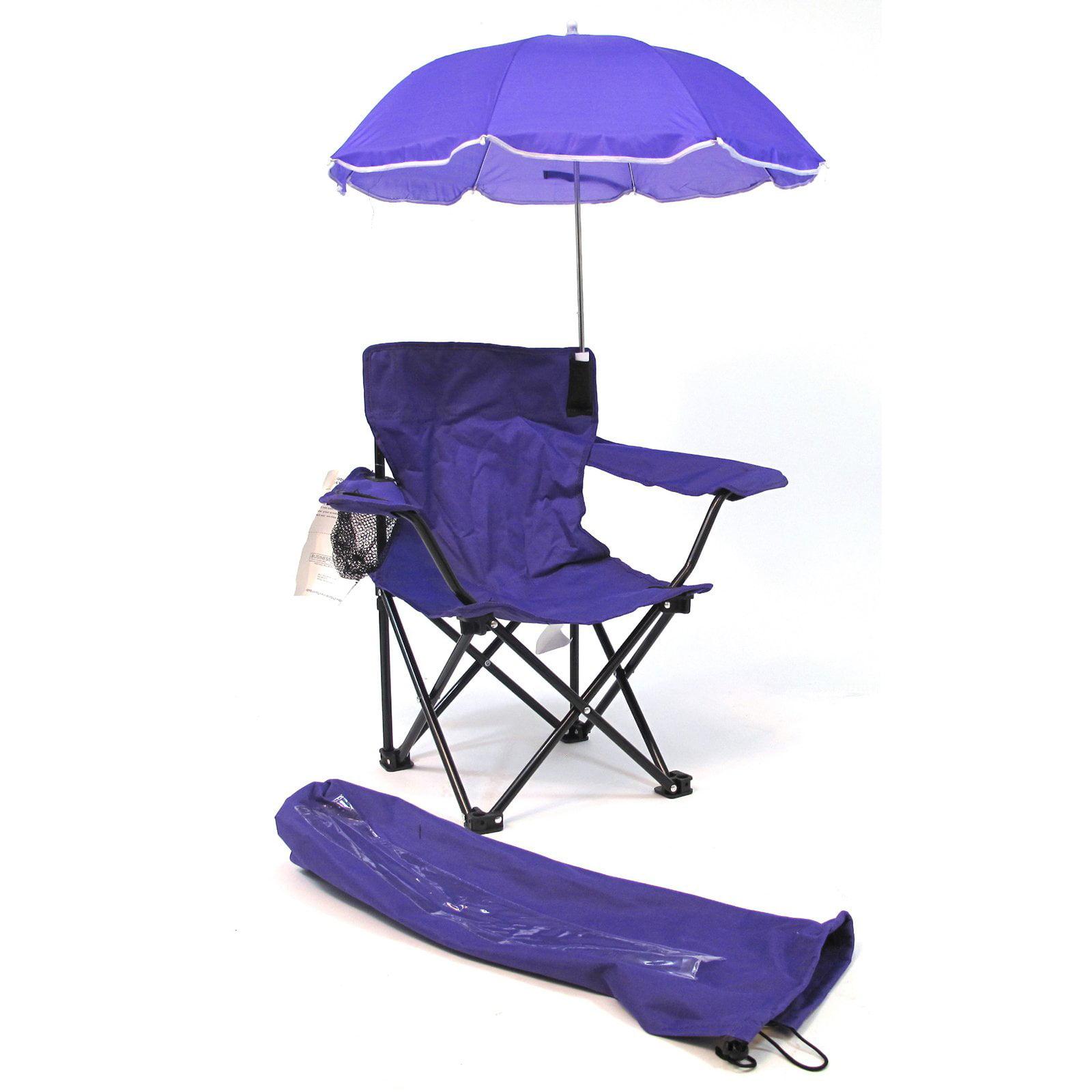 Beach Baby Kids Camp Chair with Umbrella Walmart