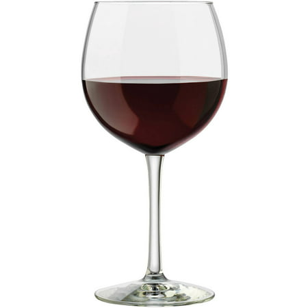- Libbey Vineyard Reserve Merlot Glass Clear, Set of 8