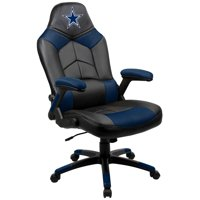 Dallas Cowboys Oversized Gaming Chair - Black - No Size