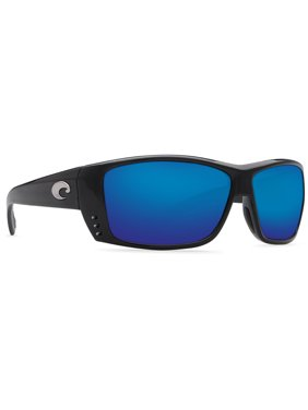 c5fecd41e60 Product Image Costa Del Mar Cat Cay AT Shiny Black Sunglasses