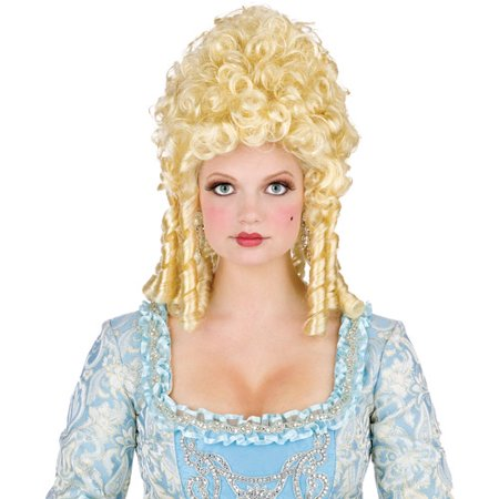 Saucy Marie Wig Adult Halloween Accessory