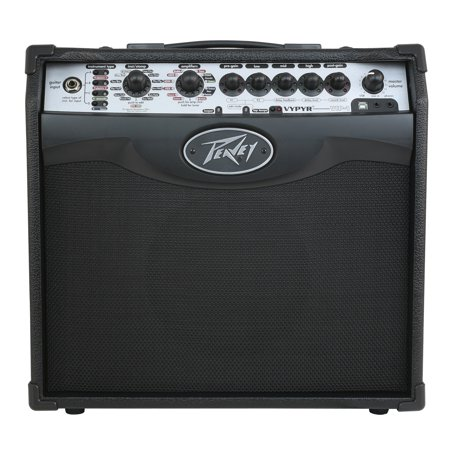 Peavey Bass Preamps - Peavey Vypyr Vip 1 Guitar Amplifier W/ Acoustic/Bass Guitar Simulation (3608060)