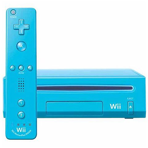 Nintendo Blue Wii (Wii)