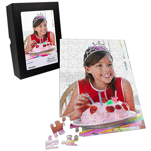 8x10 Premium Photo Puzzle with Gift Box, 110 Pieces