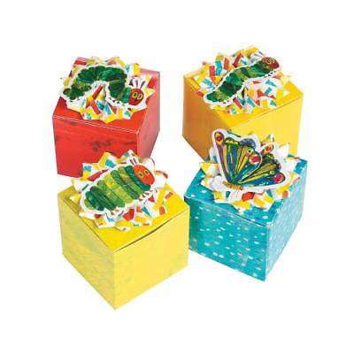 The Very Hungry Caterpillar Favor Boxes By Fun Express