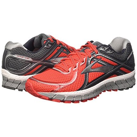 97d90895d879c Brooks - Brooks Men s Adrenaline Gts 16 Running Shoe 110212 1D 633 (High  Risk Red Anthracite Silver