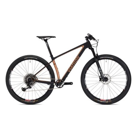 Viathon M.1 X01 Carbon Eagle Mountain Bike, Large, Copper