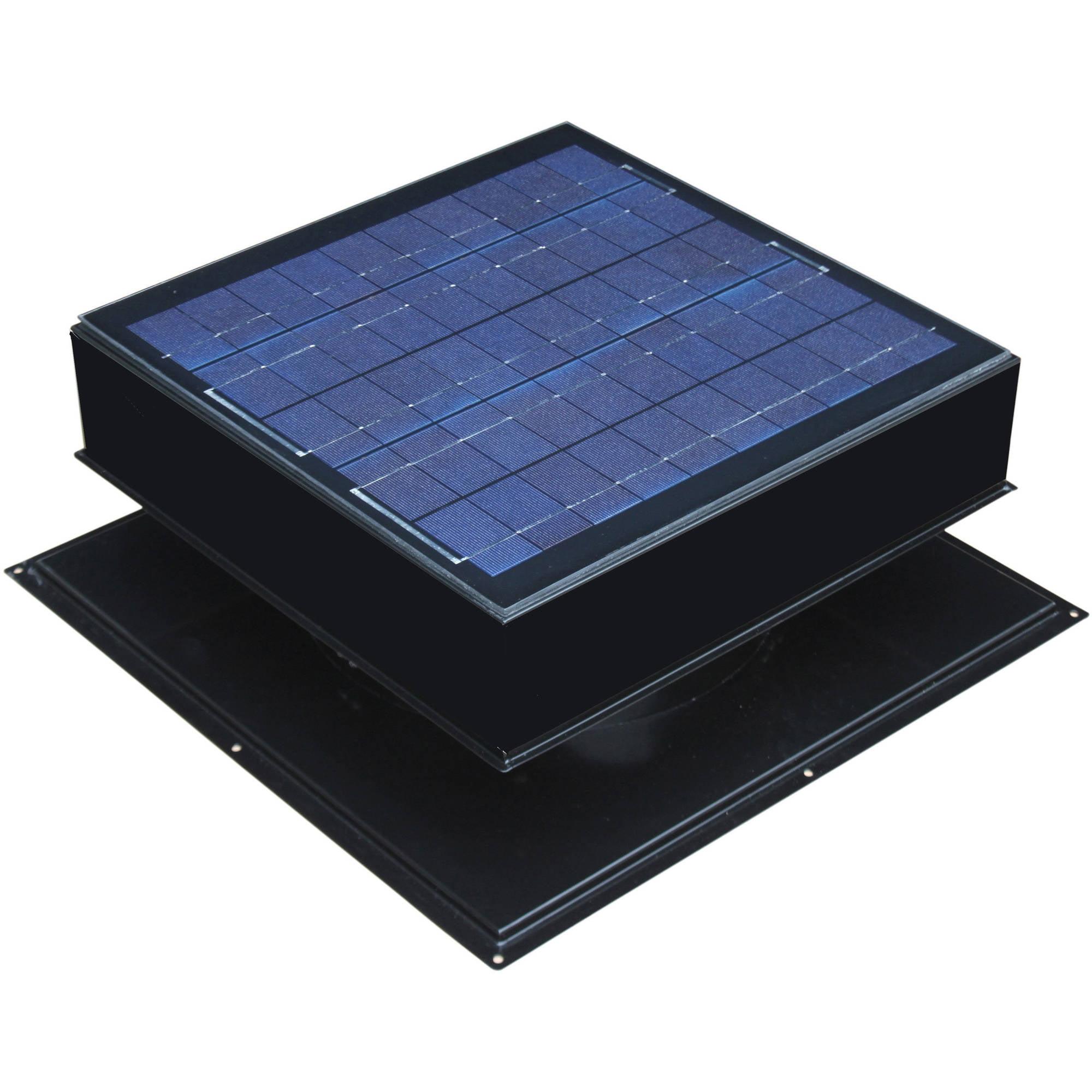 Solar Attic Fan, 20W