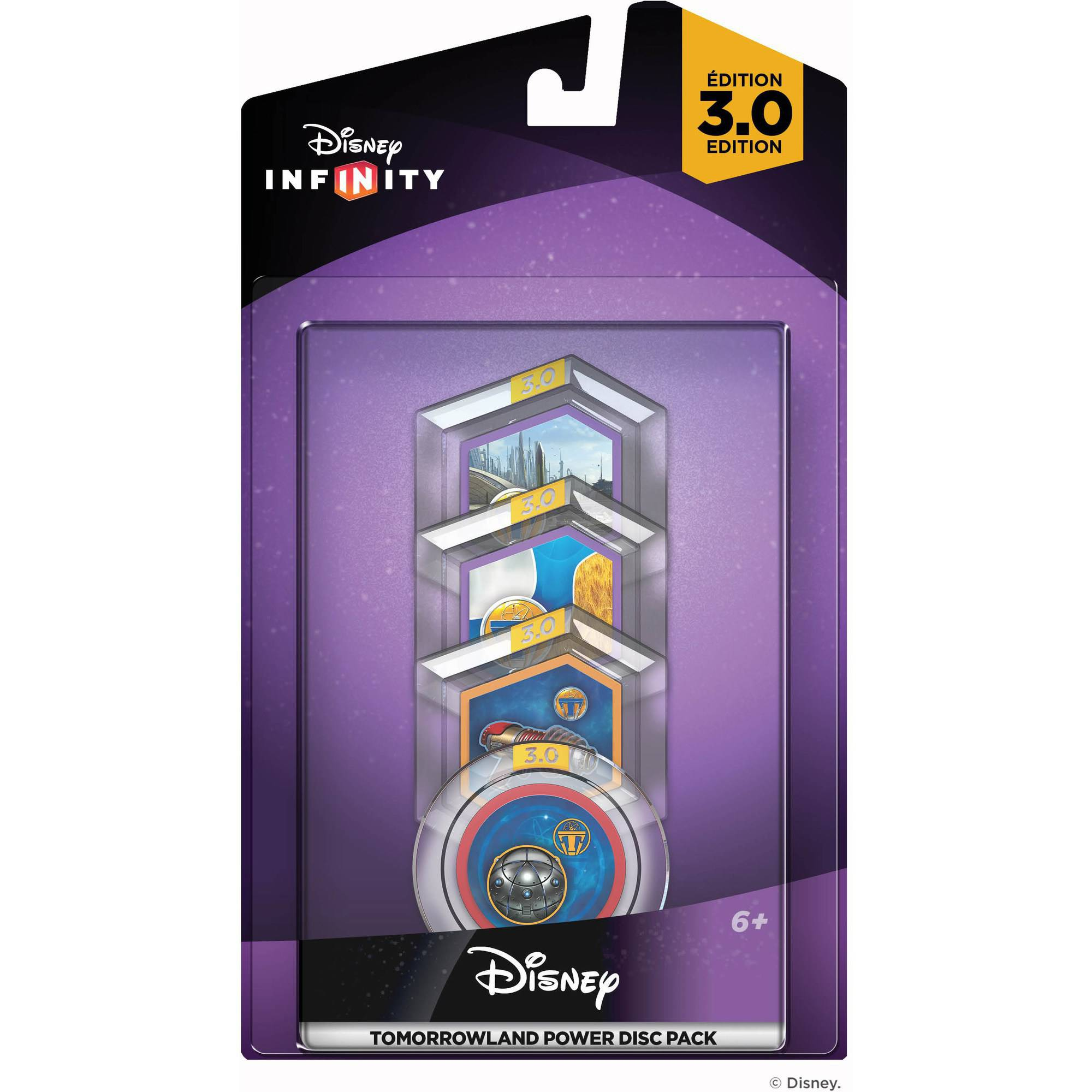 Disney Infinity 3.0 Tomorrowland [Disc Pack] (Universal)