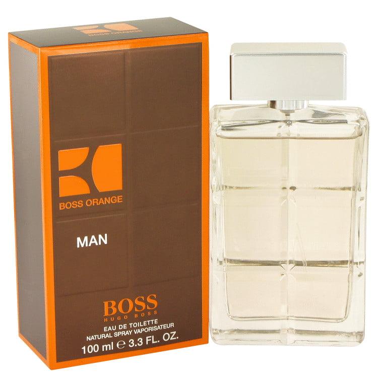 Hugo Boss Boss Orange Eau De Toilette Spray for Men 3.4 oz