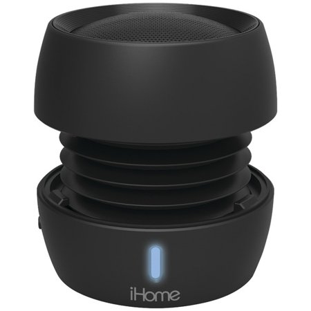 iHome IBT72BC Bluetooth Rechargeable Mini Speaker System