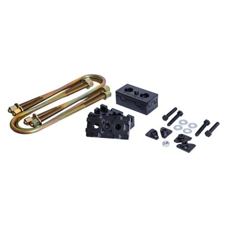 ProRYDE PRD52-3503F 2011-2016 Ford F250 4WD 3-in-1 Block Kit with U-Bolts - image 1 of 1