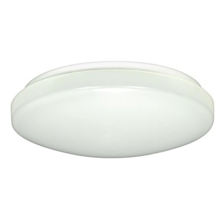 Nuvo Lighting  62/545  Ceiling Fixtures  Puff  Indoor Lighting  Semi-Flush  ;White
