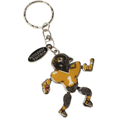 Missouri Tigers Full Player Moveable Keychain - No Size ()