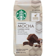 Starbucks Mocha Ground Coffee, 11 oz