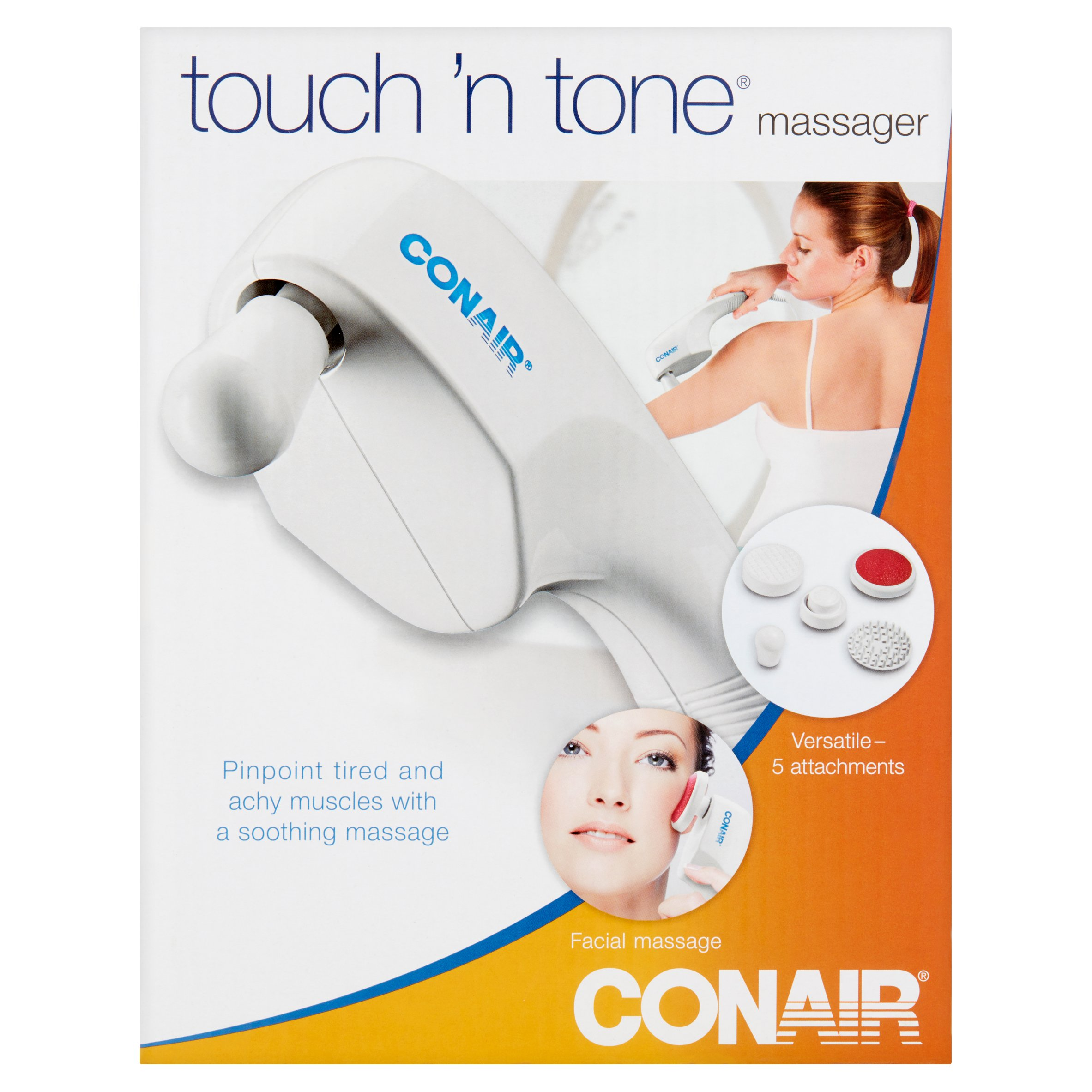 Conair Touch 'n Tone Massager