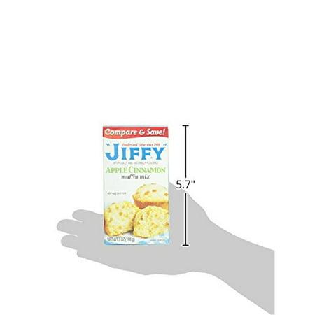 Jiffy Apple Cinnamon Muffin (Jiffy Muffins)