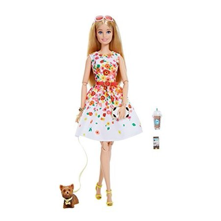 Barbie Look Collector Barbie Doll - Park Pretty - Pretty Porcelain Dolls