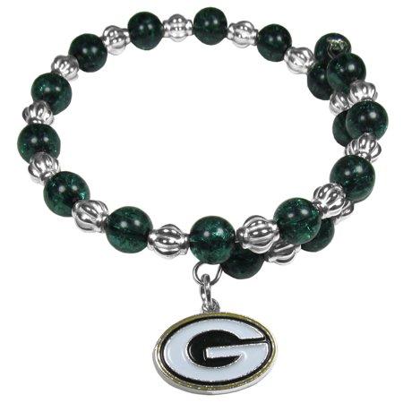 NFL Green Bay Packers Snowflake Bracelet (Tampa Bay Buccaneers Bracelets)