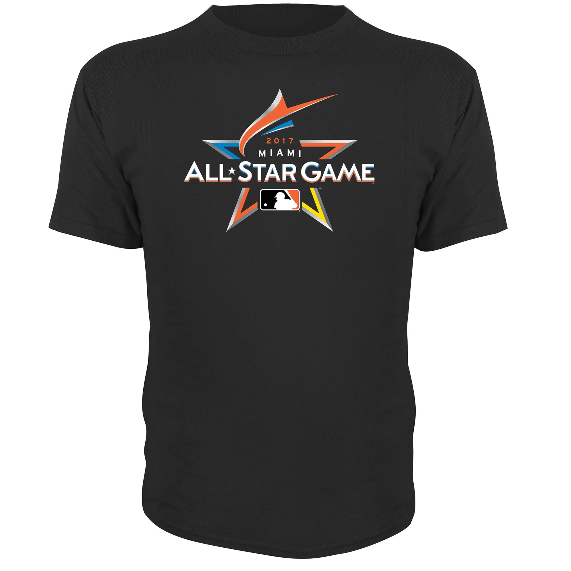 Stitches Youth 2017 MLB All-Star Game T-Shirt - Black
