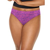 Playtex Ultra Soft Bikinis, 4-Pack
