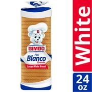 Bimbo Large White Bread, Pan Blanco Grande, 24 oz