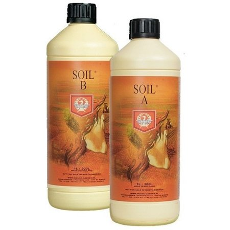 House and Garden Soil A and B Set 1 Liter (House And Garden Soil A And B Reviews)