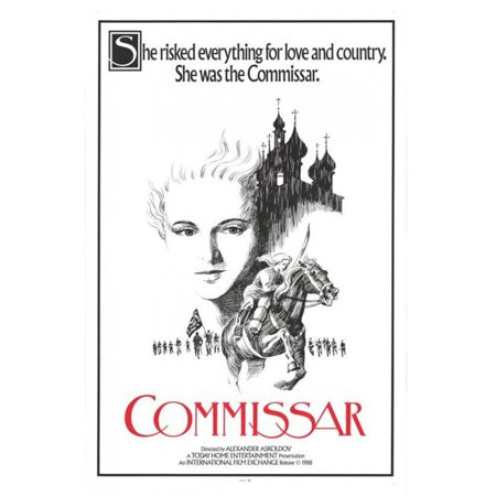 Posterazzi MOVIG5992 Commissar Movie Poster - 27 x 40 in. - image 1 of 1
