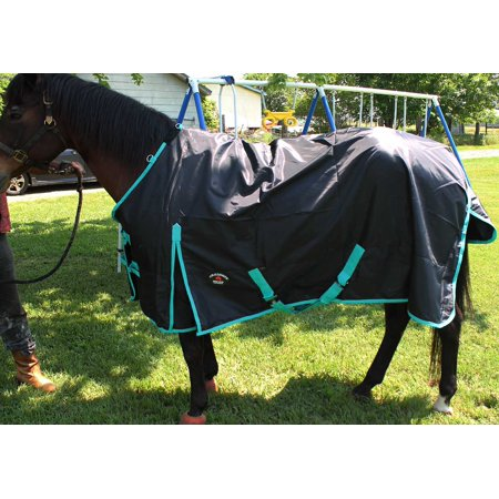 420D Horse Light Winter Ripstop Sheet Water Resistant   - Light Up Horse