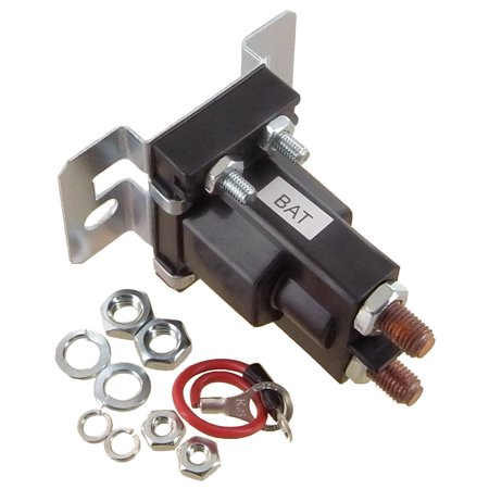 (Solenoid Relay Bakelight Tower Upright 4-Post Fits Meyer and Western Snowplows)