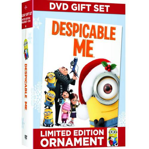 Despicable Me (Limited Edition) (DVD + Dave Minion Ornament) (Widescreen)