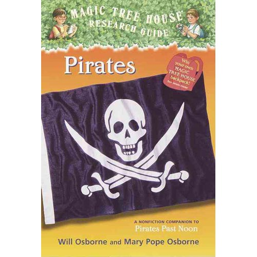 Pirates: A Nonfiction Companion to Pirates Past Noon