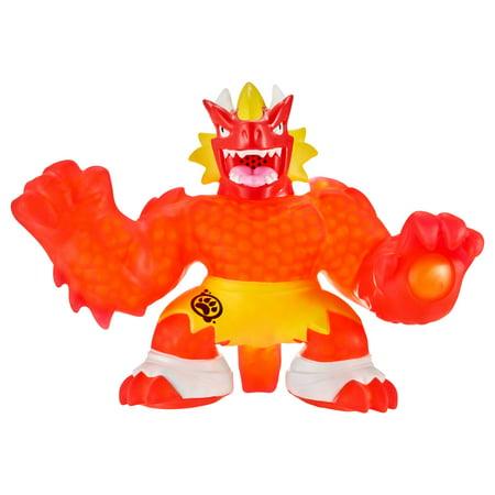 Stretchy Super Heroes (Heroes of Goo Jit Zu - The Ultimate, Super Squishy, Super Stretchy,)