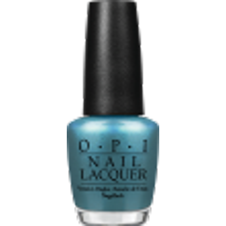 OPI- Nail Lacquer- Teal the Cows Come Home  1/2 FL OZ