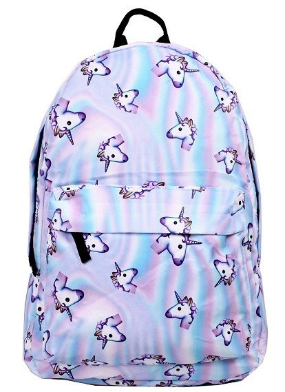 You Graduated Unicorn University Print Drawstring Backpack Rucksack Shoulder Bags Sport Gym Bag for Men and Women Accessories Gym Bags