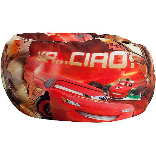 Disney - Cars 2, Bean Bag
