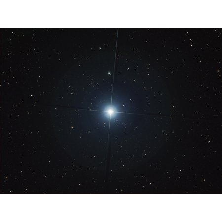 Rigel Is The Brightest Star In The Constellation Orion Canvas Art   Filipe Alvesstocktrek Images  16 X 12