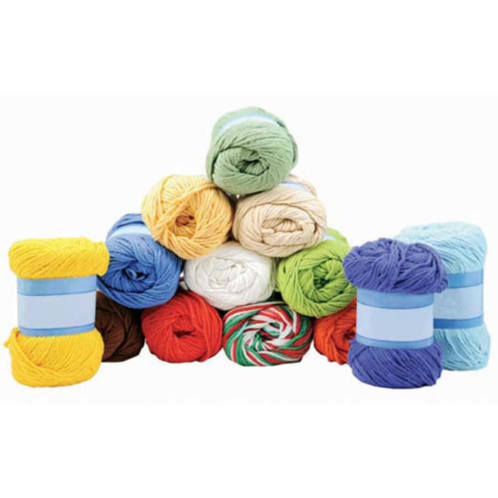Village Yarn Dishcloth Cotton Value Yarn Pack