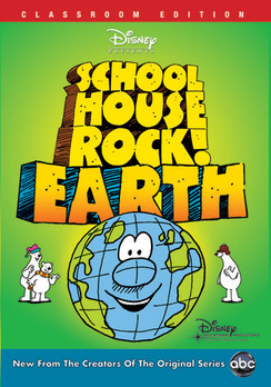 Schoolhouse Rock: Earth (DVD) by Disney Educational Productions