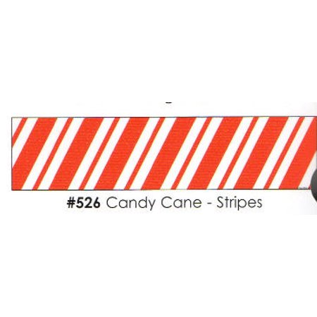 Candy Cane - Stripes 3 Strips Edible Frosting Photo Cake Border Decoration](Candy Photos)