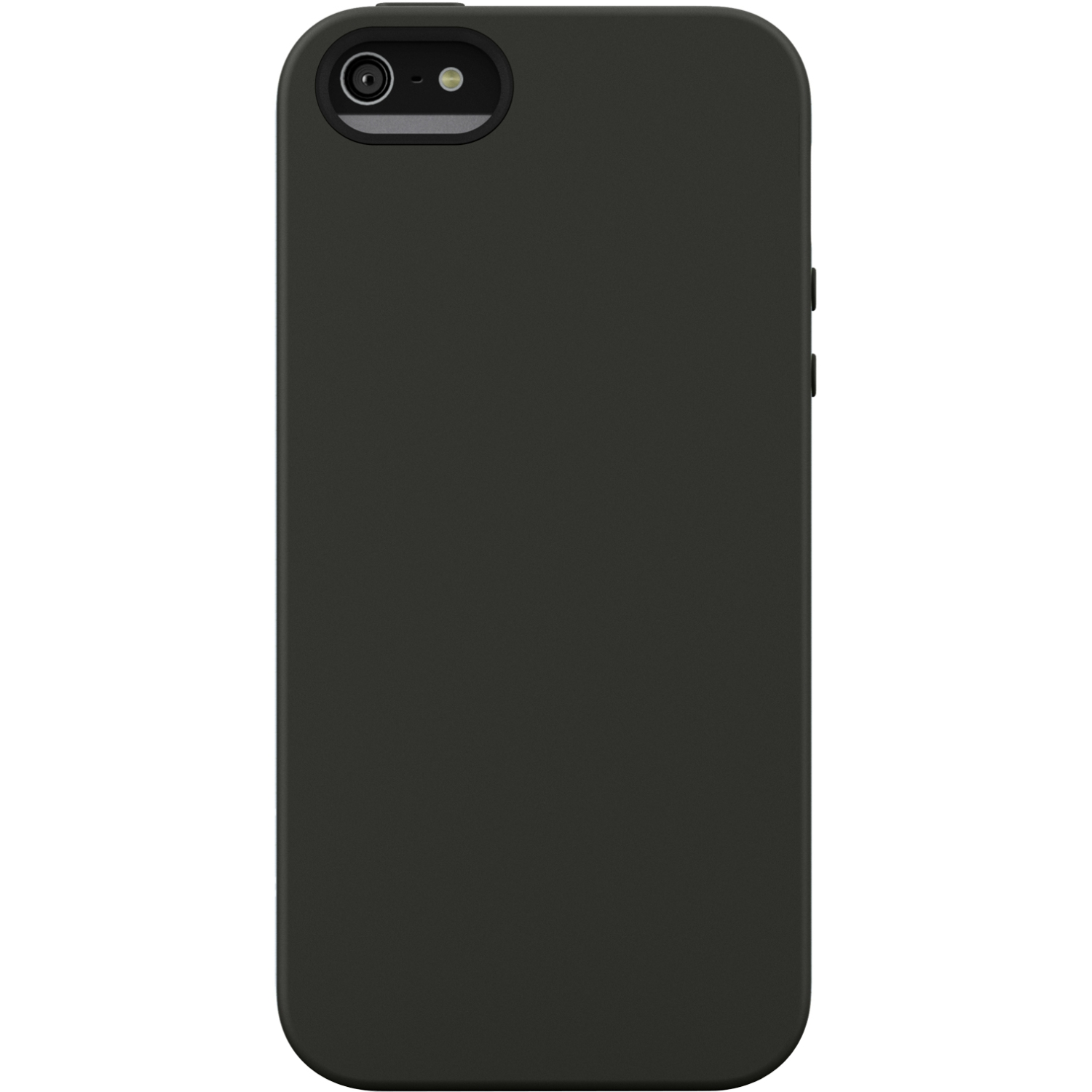 Belkin Grip Candy for iPhone 5SE/5s, Black