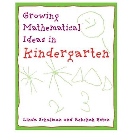 Growing Mathematical Ideas in Kindergarten (Kindergarten Halloween Craft Ideas)