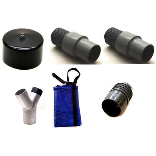 Dustless Technologies Dustless Pro 600 Basic Industrial Hose Kit